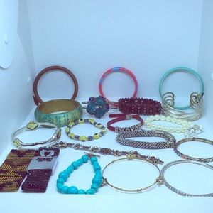 Bracelet Bundle 19 pieces